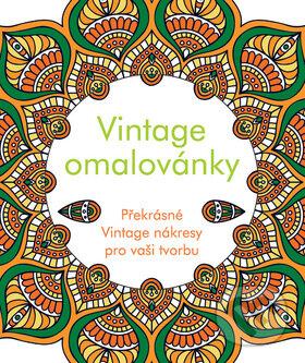 Fatimma.cz Vintage omalovánky Image