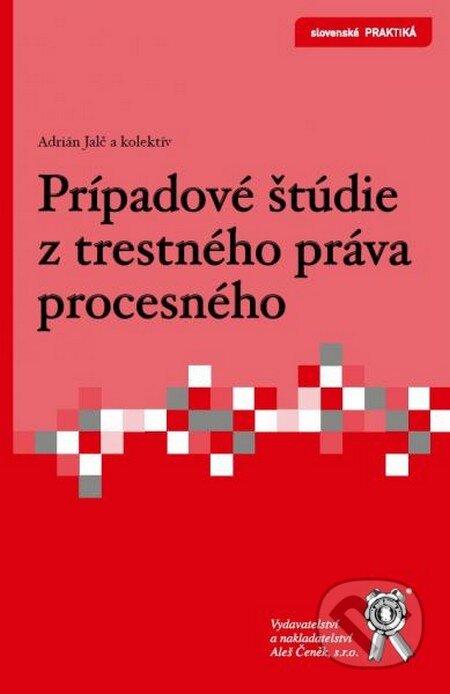 Fatimma.cz Prípadové štúdie z trestného práva procesného Image