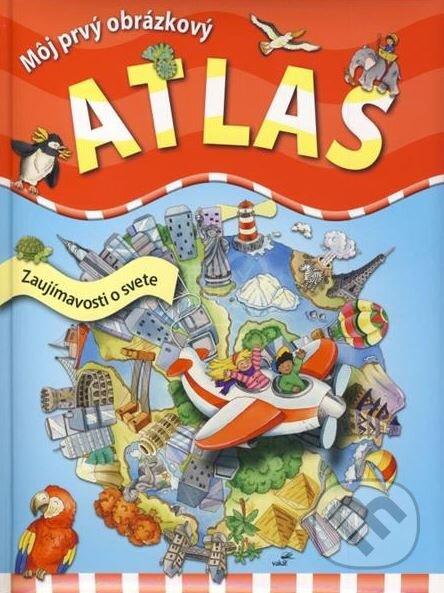 Fatimma.cz Môj prvý obrázkový atlas Image