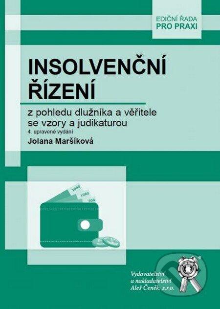Fatimma.cz Insolvenční řízení z pohledu dlužníka a věřitele se vzory a judikaturou Image