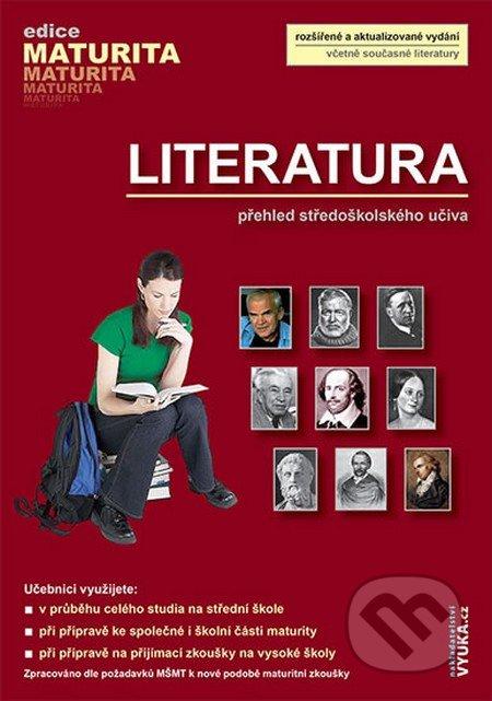 Literatura - Taťána Polášková, Dagmar Milotová, Zuzana Dvořáková