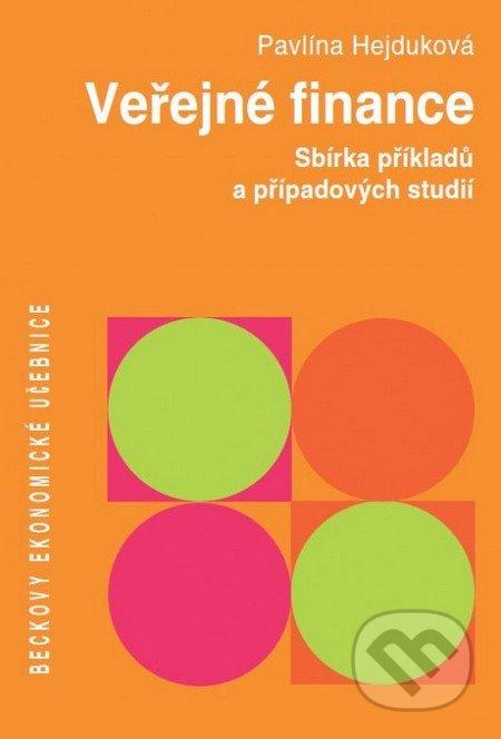 Veřejné finance - Pavlína Hejduková