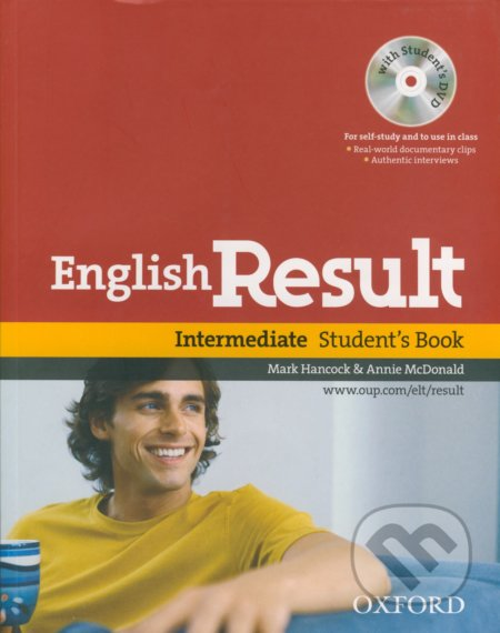 English Result: Intermediate: Student's book - Mark Hancock, Annie McDonald