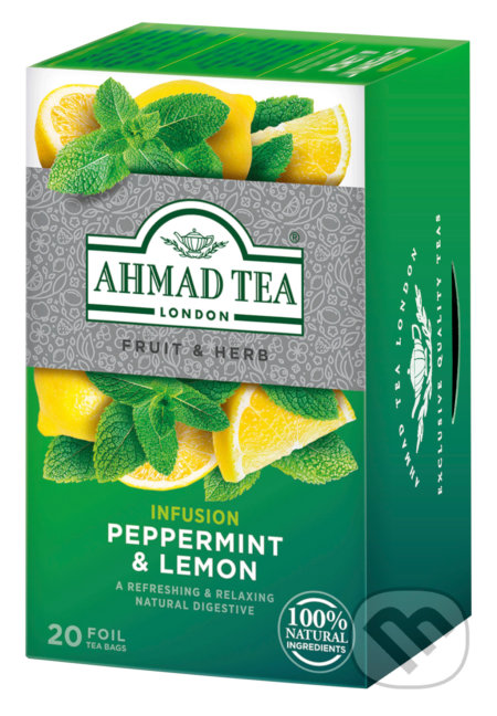 Peppermint & Lemon -