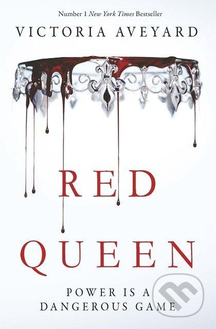 1380b43cf2ea Kniha  Red Queen (Victoria Aveyard)
