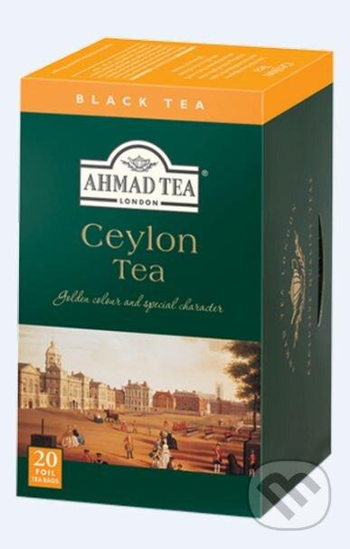 Ceylon Tea - AHMAD TEA