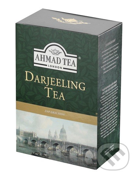 Darjeeling Tea - AHMAD TEA