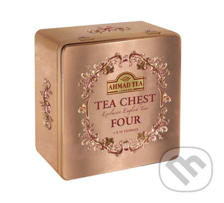 Chest Four - AHMAD TEA