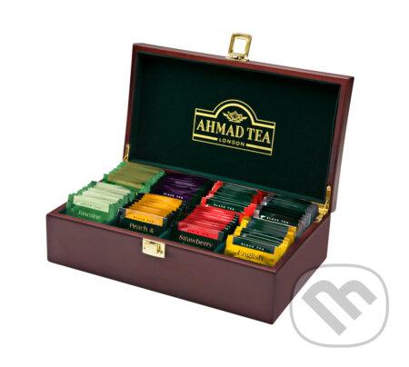 Drevená kazeta Tea Keeper - AHMAD TEA