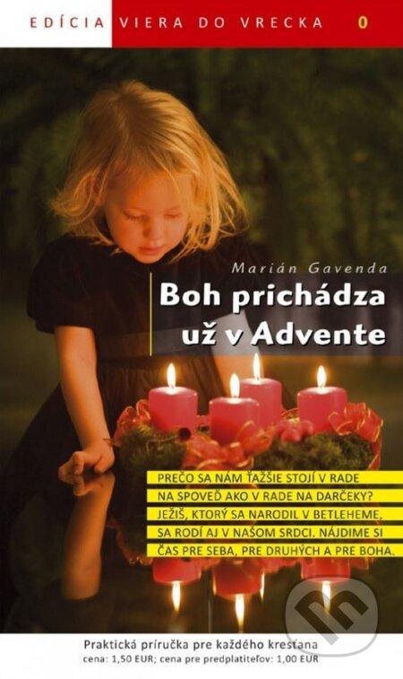 Fatimma.cz Boh prichádza už v Advente Image