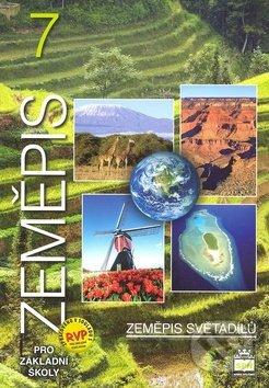 Zeměpis 7: Zeměpis světadílů - Jaromír Demek, Ivan Mališ