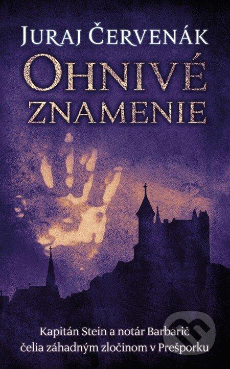 Fatimma.cz Ohnivé znamenie (s podpisom autora) Image