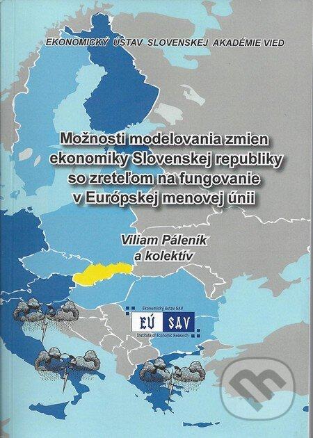 Interdrought2020.com Možnosti  modelovania zmien ekonomiky Slovenskej republiky so zreteľom na fungovanie v Európskej menovej únii Image