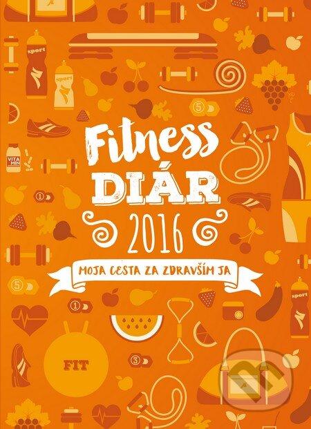 Fatimma.cz Fitness diár 2016 Image