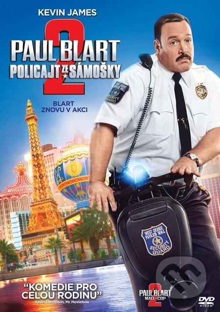 Policajt ze sámošky 2 DVD