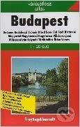 Budapešť atlas 1:20 000 - freytag&berndt