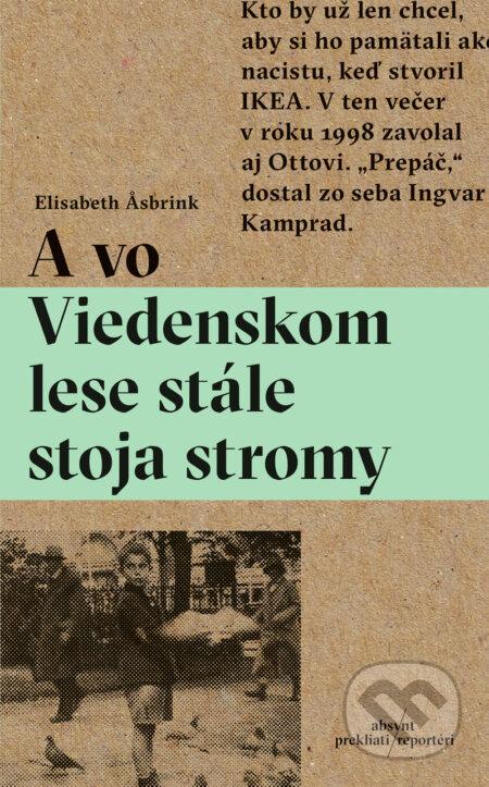 Fatimma.cz A vo Viedenskom lese stále stoja stromy Image