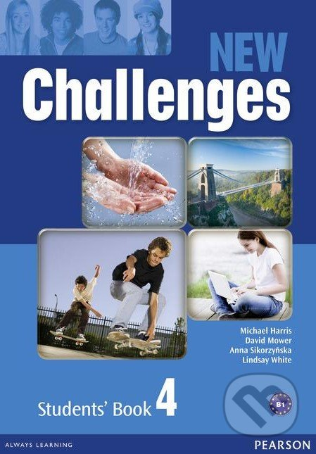 New Challenges 4 - Student's Book - Michael Harris, David Mower, Anna Sikorzyńska, Lindsay White