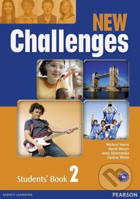 New Challenges 2 - Student's Book - Michael Harris, David Mower, Anna Sikorzyńska, Lindsay White