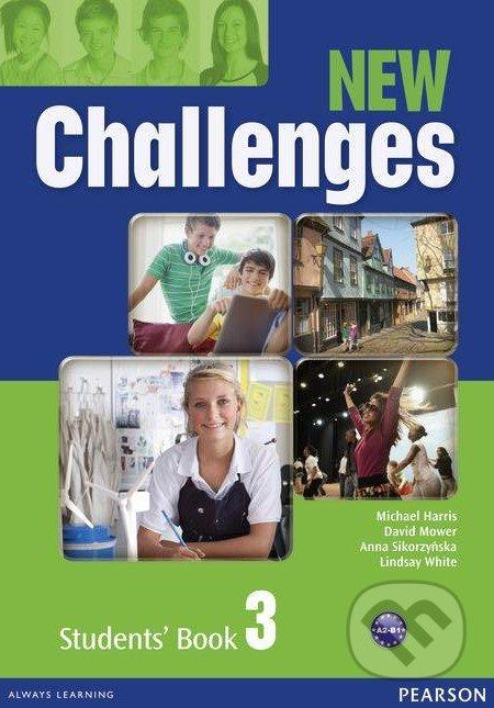 New Challenges 3 - Student's Book - Michael Harris, David Mower, Anna Sikorzyńska, Lindsay White