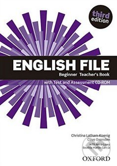 New English File - Beginner - Teacher's Book - Clive Oxenden, Christina Latham-Koenig