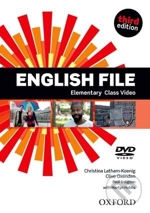 New English File: Elementary - Class DVD DVD