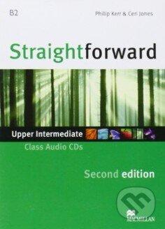 Straightforward - Upper Intermediate - Class Audio CD - Philip Kerr