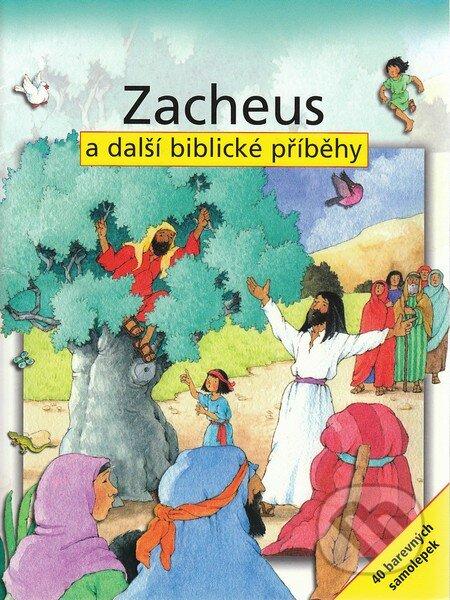 Interdrought2020.com Zacheus a další biblické příběhy Image