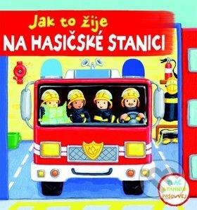Bthestar.it Jak to žije na hasičské stanici Image