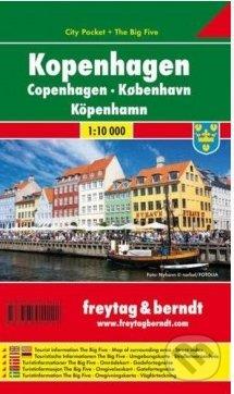 Kopenhagen 1:10 000 -