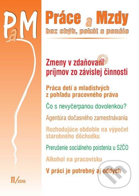 Interdrought2020.com Práce a Mzdy 11/2015 Image