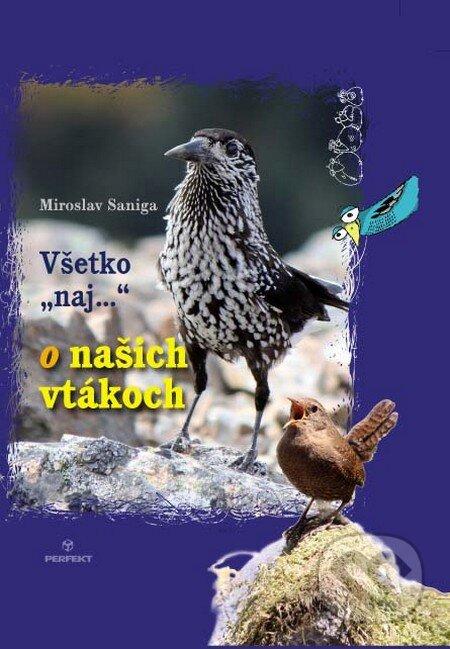 """Fatimma.cz Všetko """"naj""""... o našich vtákoch Image"""