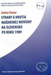 Newdawn.it Strany a hnutia maďarskej menšiny na Slovensku po roku 1989 Image