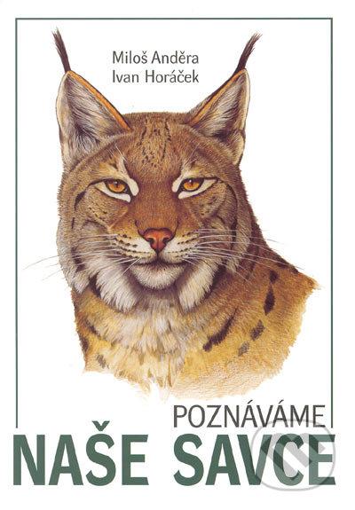 Peticenemocnicesusice.cz Poznáváme naše savce - 2. doplněné vydání Image