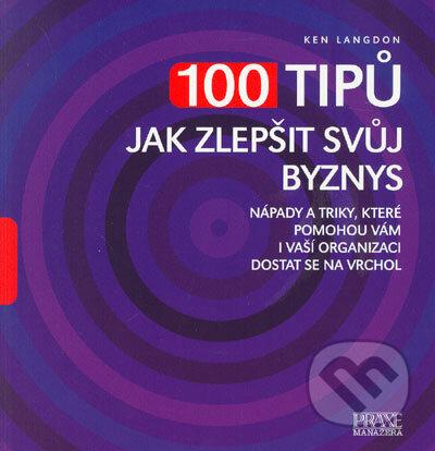 Fatimma.cz 100 tipů jak zlepšit svůj byznys Image