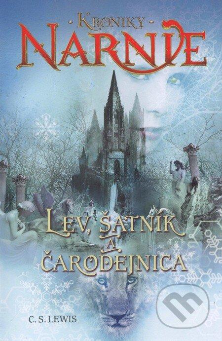 Kniha: Lev, šatník a čarodejnica - Kroniky Narnie (Kniha 2) (C.S. ...