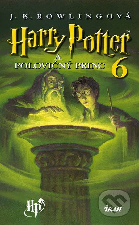 Fatimma.cz Harry Potter a Polovičný princ (Kniha 6) Image