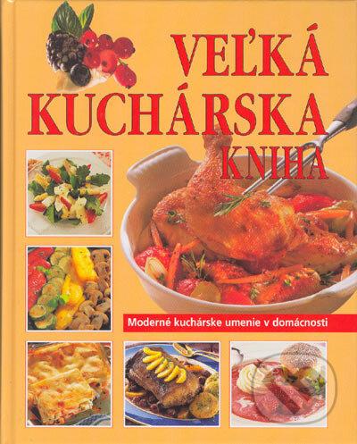91bubblesrace.cz Veľká kuchárska kniha Image