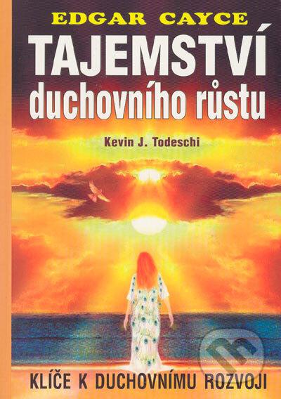 Fatimma.cz Edgar Cayce -Tajemství duchovního růstu Image
