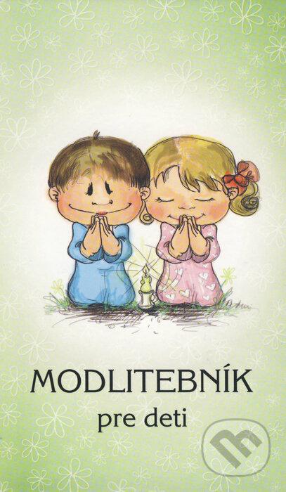 Venirsincontro.it Modlitebník pre deti (zelený) Image