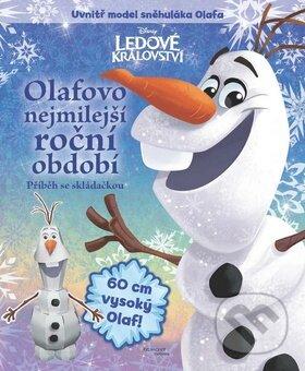 Fatimma.cz Ledové království: Olafovo nejmilejší roční období Image