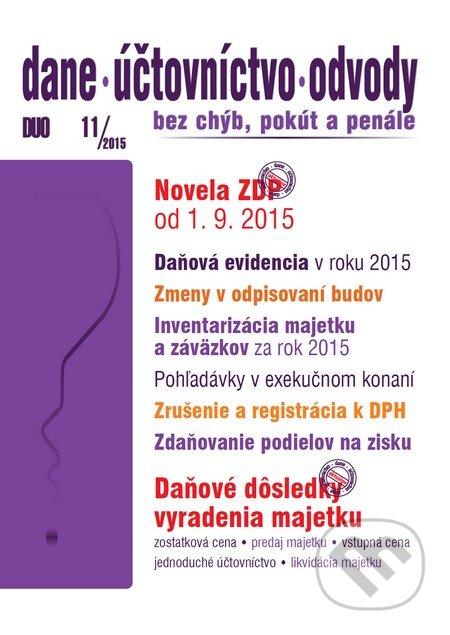 Fatimma.cz Dane, účtovníctvo, odvody 11/2015 Image