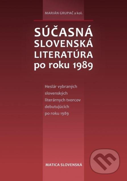 Newdawn.it Súčasná slovenská literatúra po roku 1989 Image