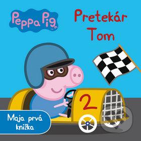 Peticenemocnicesusice.cz Peppa Pig - Pretekár Tom Image