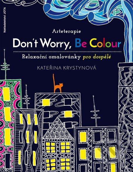 Peticenemocnicesusice.cz Arteterapie: Don't Worry, Be Colour Image