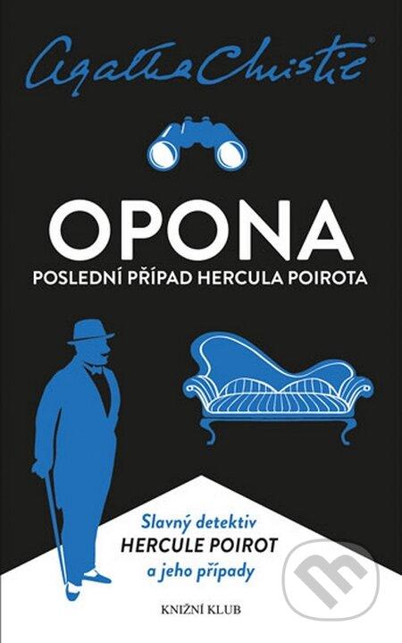 Fatimma.cz Opona: Poslední případ Hercula Poirota Image