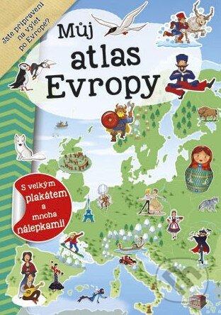 Můj atlas Evropy - INFOA