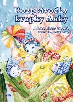 Fatimma.cz Rozprávočky kvapky Anky Image