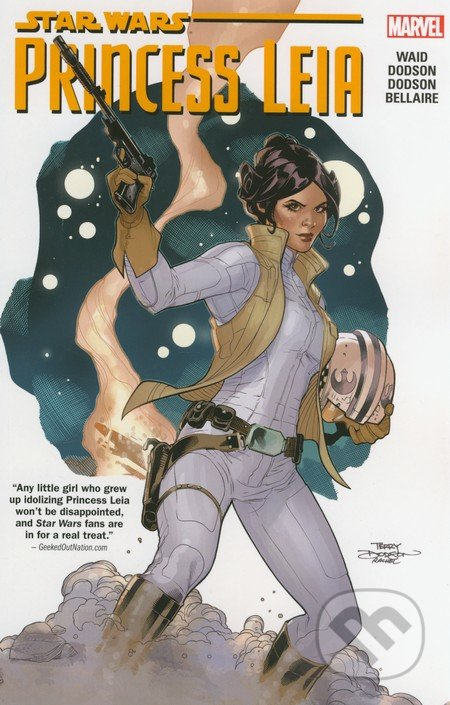 Star Wars: Princess Leia - Mark Waid, Terry Dodson