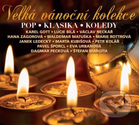 Velká Vánoční Kolekce - Hudobné albumy